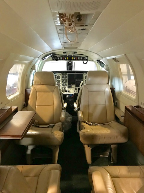 1980-Piper-Cheyenne-II-interior